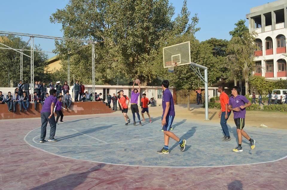 Pass n Shoot 2016 (Interschool Basketball Tournament)
