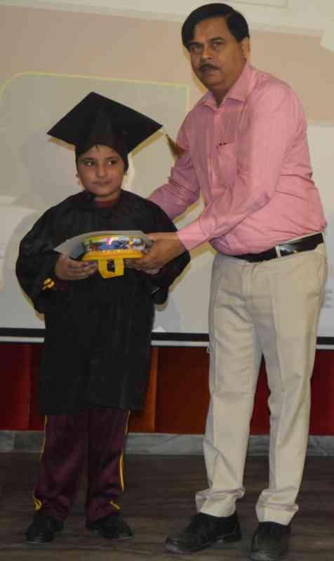 Graduation Ceremony| Hope Hall Foundation School