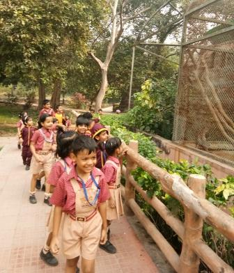 Visit to zoo| Hope Hall Foundation School