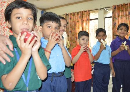 Health & Nutrition Beginners | Hope Hall Foundation School