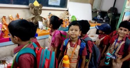 Visit to Bal Bhawan | Hope Hall Foundation School